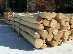 Kerítésoszlop
