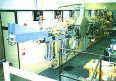 Automata Mérő Bélyegző Hevederező Berendezés CMD-120