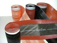 Roll-O-Mat ( taréjelem alumíniumból, vagy rézből )