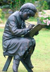 Bronz szobor