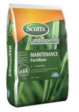 Scotts Maintenance gyepfenntartó fűtáp (15kg)