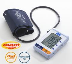 Automata felkaros vérnyomásméro, átlagolt érték