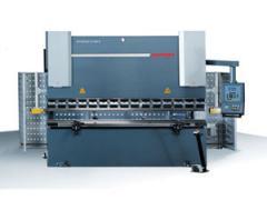 E típusú 3 tengelyes CNC hidraulikus élhajlító