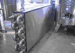Izotermikus cső a csőben hőcserélő