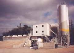 TEKA Mixomat betongyár