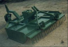 Rotációs szárzúzó FRZ-1,5
