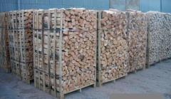 Tűzifa, brikett