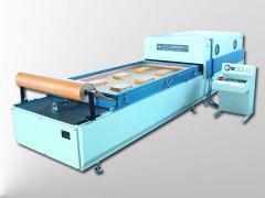 Faipari gépek - Vákum fóliázó