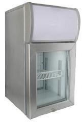 Scan SC20 üvegajtós hűtőszekrény