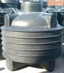 Engineering for a small sewage treatment plants