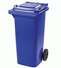 120 literes műanyag hulladéktároló
