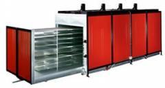 Szárító és melegítő szekrények