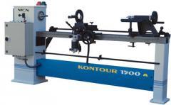 MCN KONTUR 1200-1500 Faeszterga automata