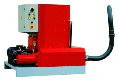Frischling KM 25 hidraulikus brikettálógép