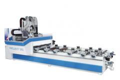 Masterwood Project 350 faipari CNC megmunkáló