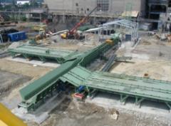 Biomassza előkészítő és betároló rendszerek