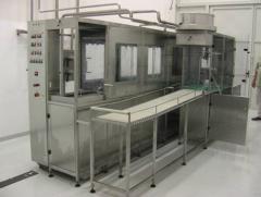 SCH-ARM-150/.. típusú rekeszmosó gép