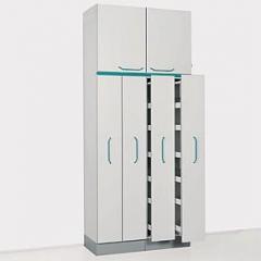 Speciális tároló laborbútor szekrények