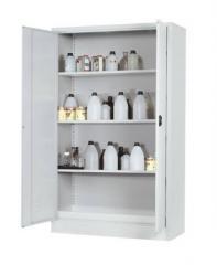Vegyszertároló szekrény