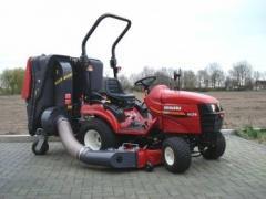 Shibaura SX24 kompakt traktor