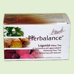 Herbalance Lúgosító tea
