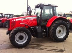 Massey Ferguson 6485 -ös traktor