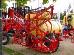 Agromehanika AGS 1500 EN Vontatott Permetezőgép