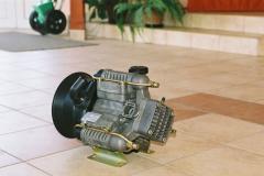 Agromehanika BM 105/20 Szivattyú Permetezőgép