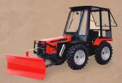 Az AGT traktorcsalád