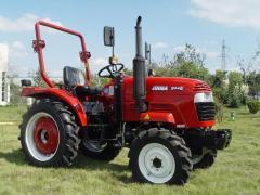 JINMA-244 E (4WD) traktor