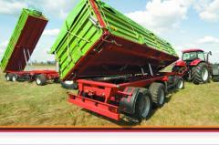 Pronar T 780 pótkocsi