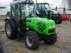 Deutz Fahr traktorok