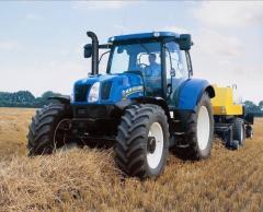 T6 traktorszéria (110-140 LE)