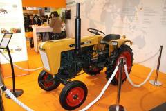 Kubota L13G japán kistraktor