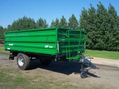 AP-500 mezőgazdasági billenőfelépítményes pótkocsi