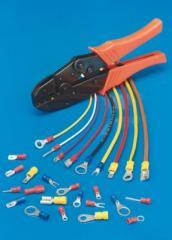 Kábelsaruk, kábelszerelvények és szerszámaik