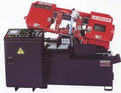 Automata szalagfűrész gépek