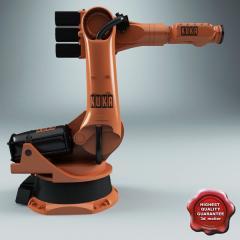 KUKA KR 100-3 comp robot