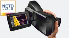 Testo 890 - prémium kategóriás hőkamera