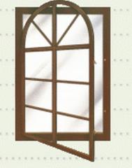 PVC ablakok