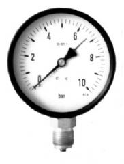 Csırugós standard manométerek