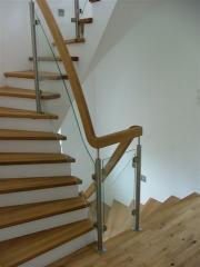 Lépcsők, korlátelemek