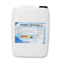 Dinax Mínusz F 25 kg (pH-csökkentő)
