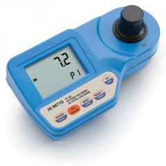HI96710 Fotométer szabad, kötött klór és pH mérésére