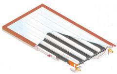 SOLARFOCUS CPC S Tükörreflexes napkollektor