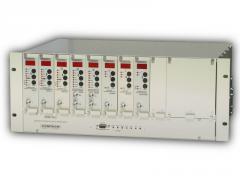 OCM-1012 Optikai kommunikációs rack
