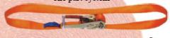 Poliészter rakományrögzítő EN 12195-2