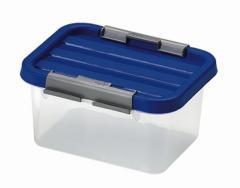 CLIPBOX Tároló doboz zárható tetővel 1601