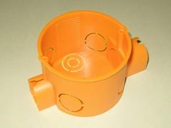 D60/80 sorolható szerelvény- doboz  / 80 mm sortávolság /