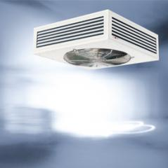 Mennyezeti termoventilátorok fűtésre